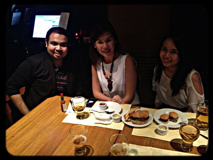 After soooo many years!!! Glad to see you all bee-yachyach!!! :) TeamPrestige