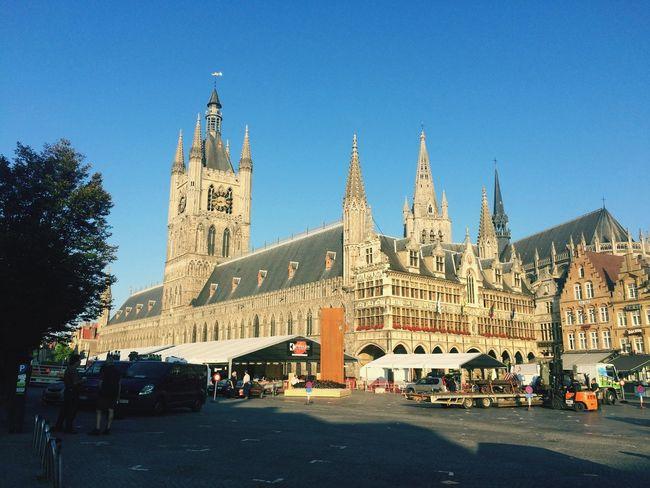 Belgum, architecture, museum History city culture