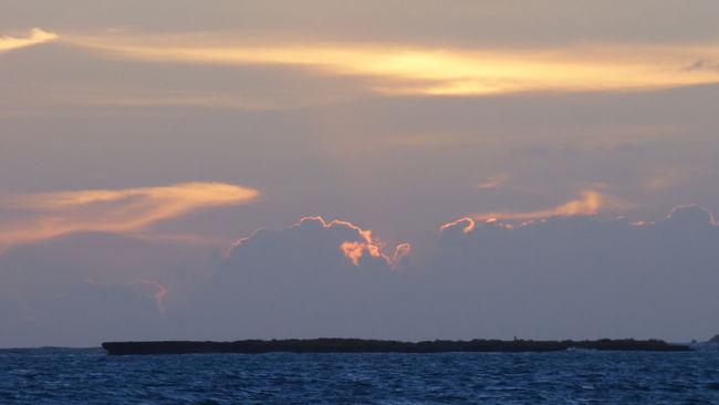 Atmosphere Atmospheric Mood Beauty In Nature Cloud Cloudscape Cloudy Distant Dramatic Sky Lens Flare Light Majestic Orange Color Outdoors Robert Abbett Scenics Sky Sun Sunbeam Sunset Tranquil Scene