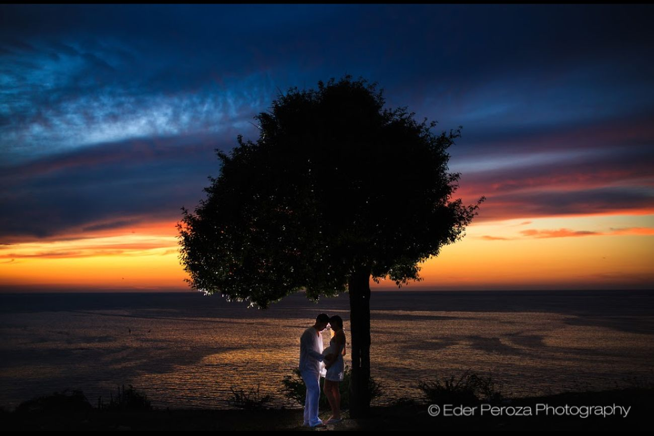 Instagram @ederperoza / www.ederperoza.com Prenatal Pretty Sunset Prenancy Wedding Wedding Photography