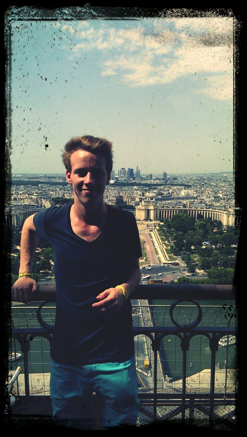 Urlaub 2013 in Paris Taking Photos