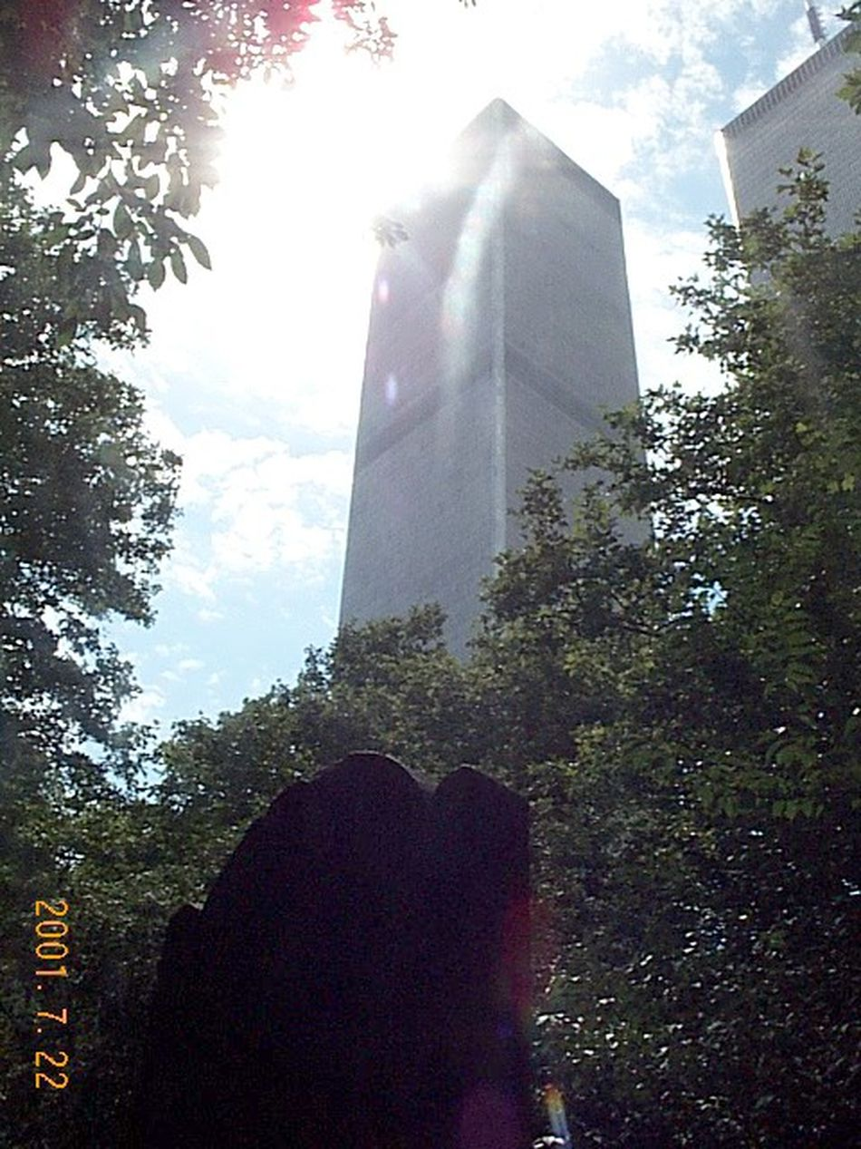 9-11 9-11-2001 9/ 11 911 911worldtradememorial Famous Place Prophecy R.I.P To Does Who Died In 9:11 Skyscraper World Trade Center WTC
