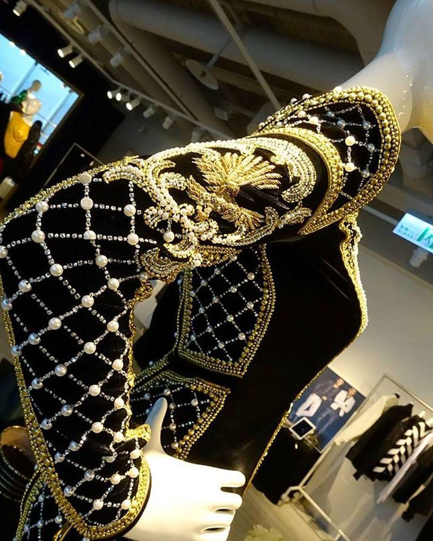 BALMAIN X H&M 2015/11/05 臺北微風松高登場!Hm Hmbalmaination Balmain 20151105 Taipei Breezesonggao Mobile01 愛曼達