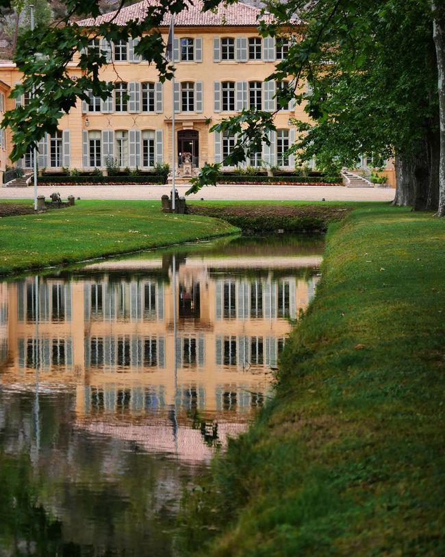 Untitle Landscape Landscape_Collection Landscape_photography Miror Reflect Letholonet Aixenprovence Provence France