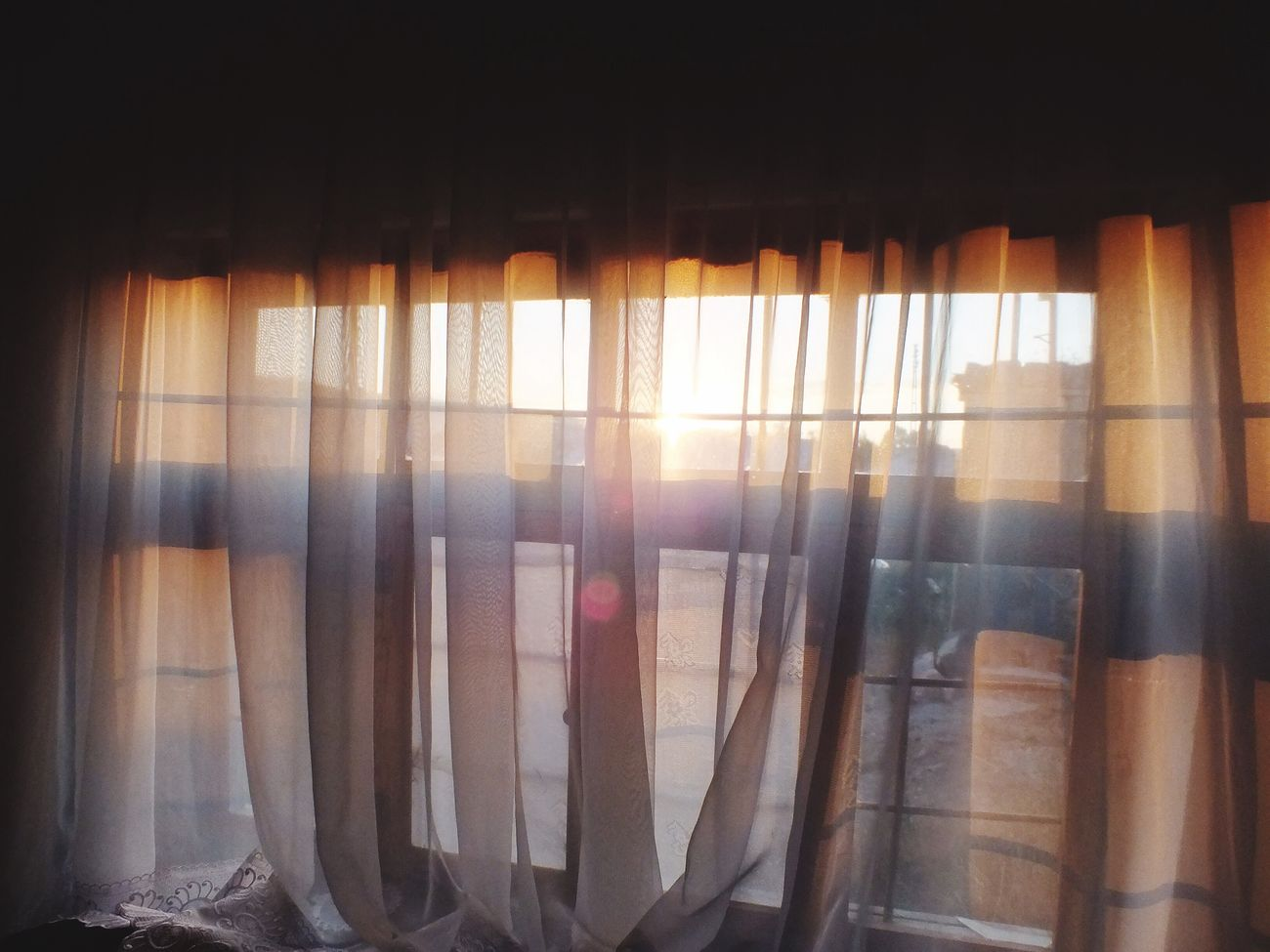 Window Indoors  Curtain Close-up Sunbeam No People Dust Sun Sabah Gundogarken Pencere Manzara Dediğin  Holiday