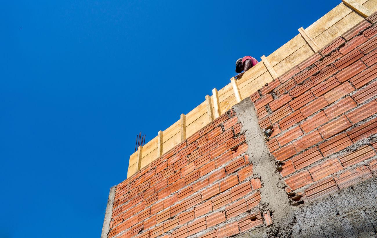 Construction Construção Edificação Urban First Eyeem Photo
