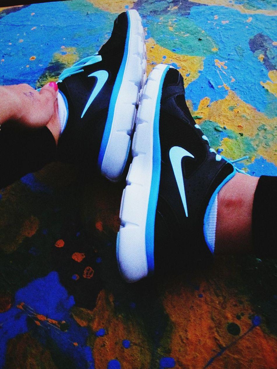 Art Nike Swag Tumblr Shoes Gym