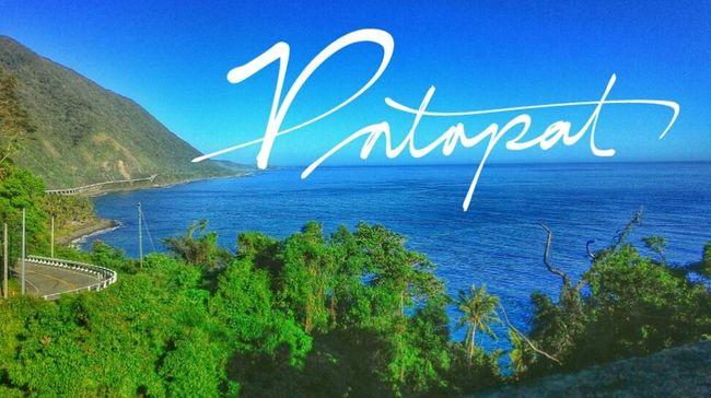 Blue Ilocos Norte, Philippines  Landscape More Fun In The Philippines  PatapatBridge PhonePhotography Travel Typography Water