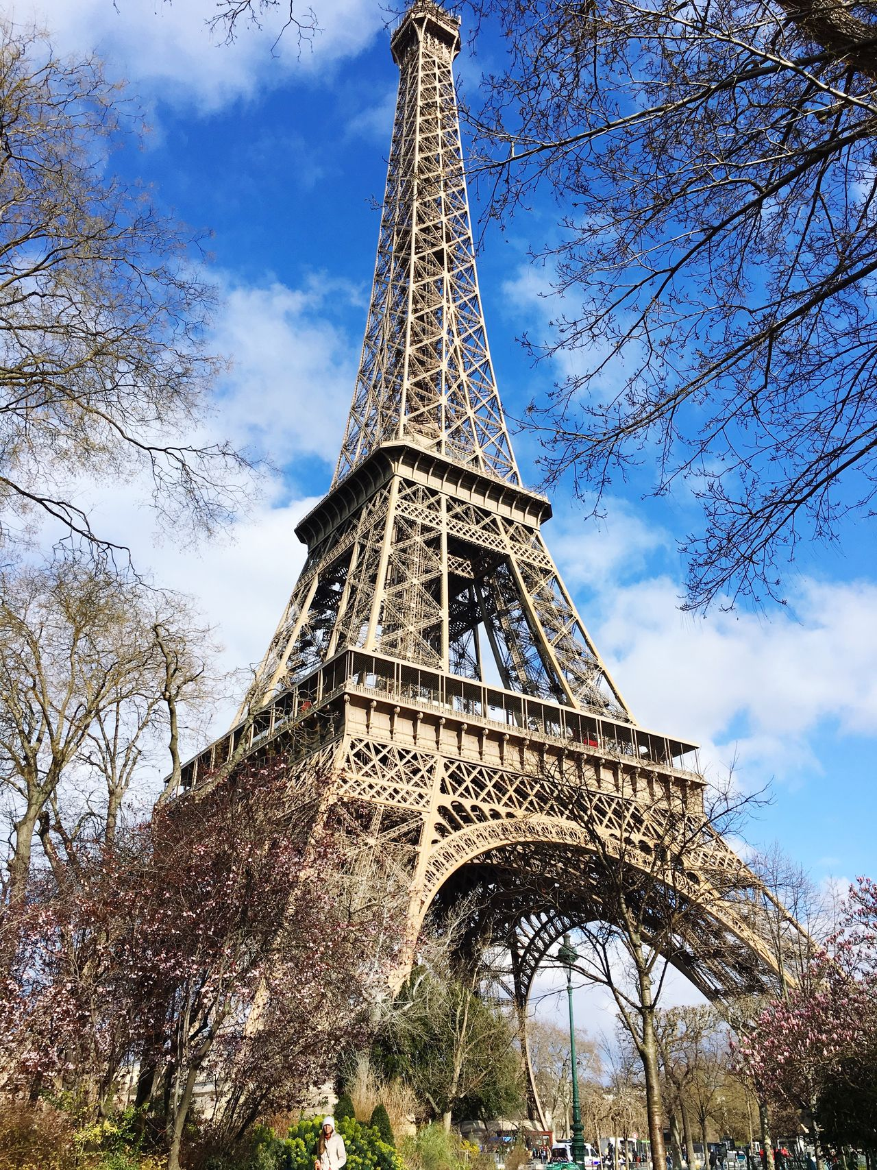 The Eiffel Tower/ Height: 300 m Paris Tour Eiffel Eiffel Tower Arquitecture Engineering Iron Structure Hello World Taking Photos Enjoying Life 43 Golden Moments Iphone6s Iphone6s Photography Iphonephotography Travel Photography Beautiful Day Sunny Day Beautifulcity JesuisParis Torre Eiffel Honeymoon UrbanSpringFever Urban Spring Fever Backgrounds Outdoors