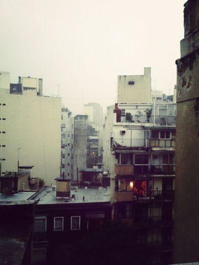 Gracias por la lluvia!!! Lluvia Al Fin Tormentón Verano Ciudad Vieja