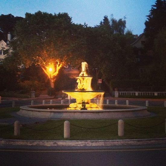 #berkeley, #fountain, #thecircle