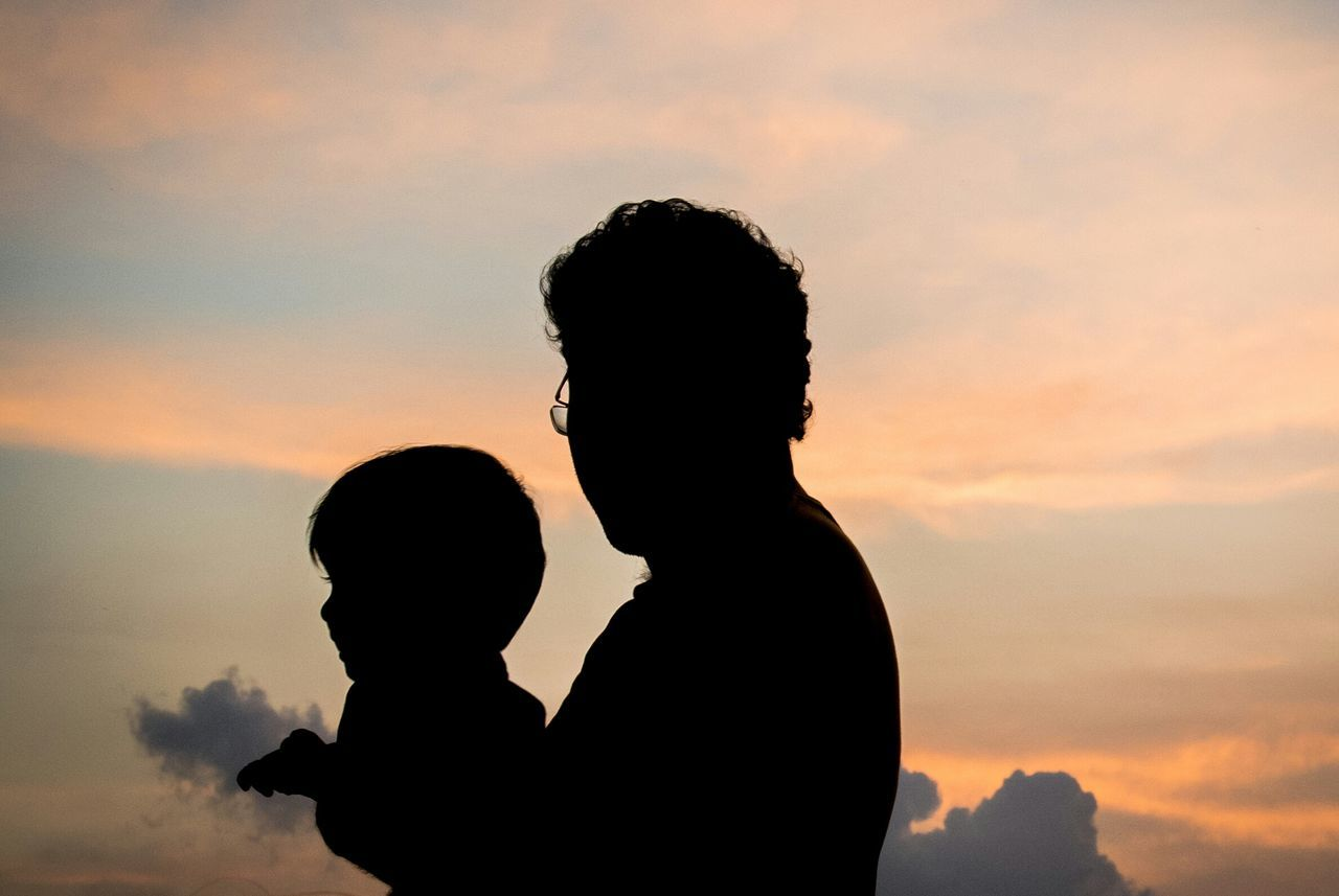 Beautiful stock photos of father, 35-39 Years, 6-11 Months, Baby Boys, Bonding