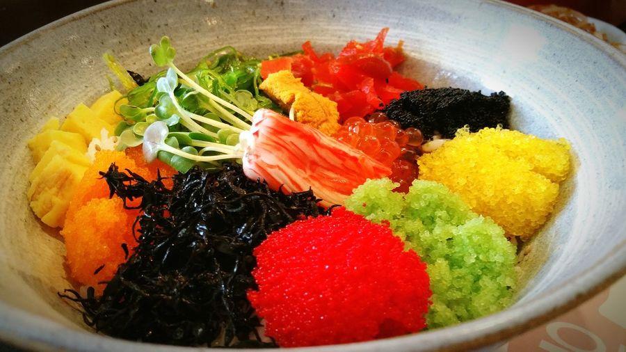 Albab Rice Fisheggs Beautiful Pop Korean Food Porn Awards
