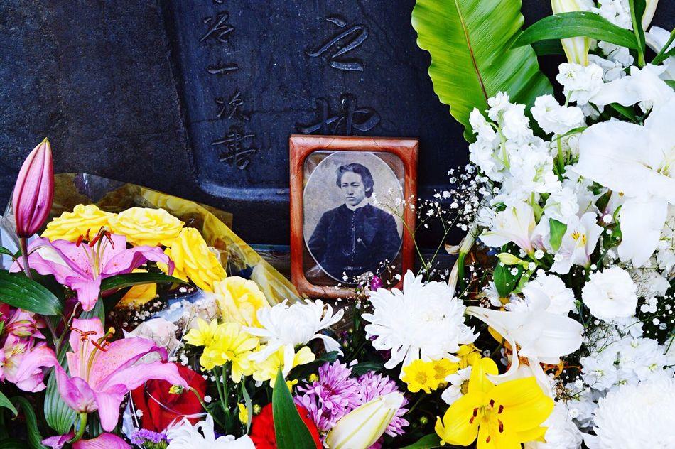 土方歳三の墓 Hijikata Toshizo Hakodate Hokkaido Japan Travel 20130524 Shinsengumi