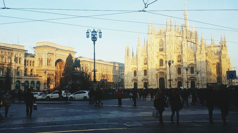 DuomoDiMilano Milanodavedere Milanocityufficiale Milano Italy Travel Destinations Travelphotography City