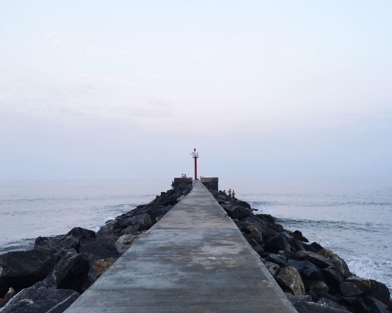 Beautiful stock photos of lighthouse,  Bucerías,  Groyne,  Guidance,  Horizontal Image