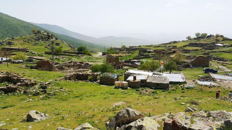 Değle ören Yeri Ancient Ruins Ancient City KARADAĞ