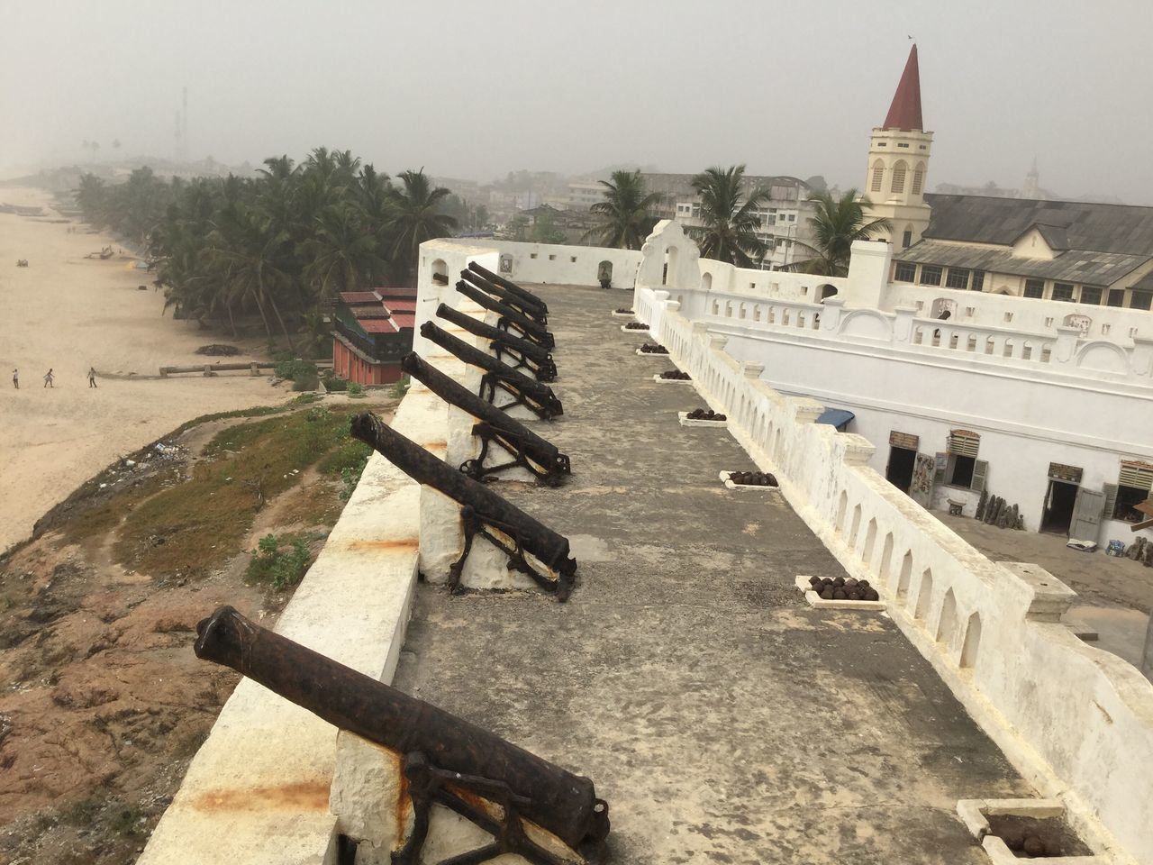 Fort Slave Trade Castle Defence