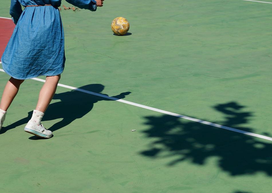 Beautiful stock photos of teenager, sport, leisure activity, standing, golf ball
