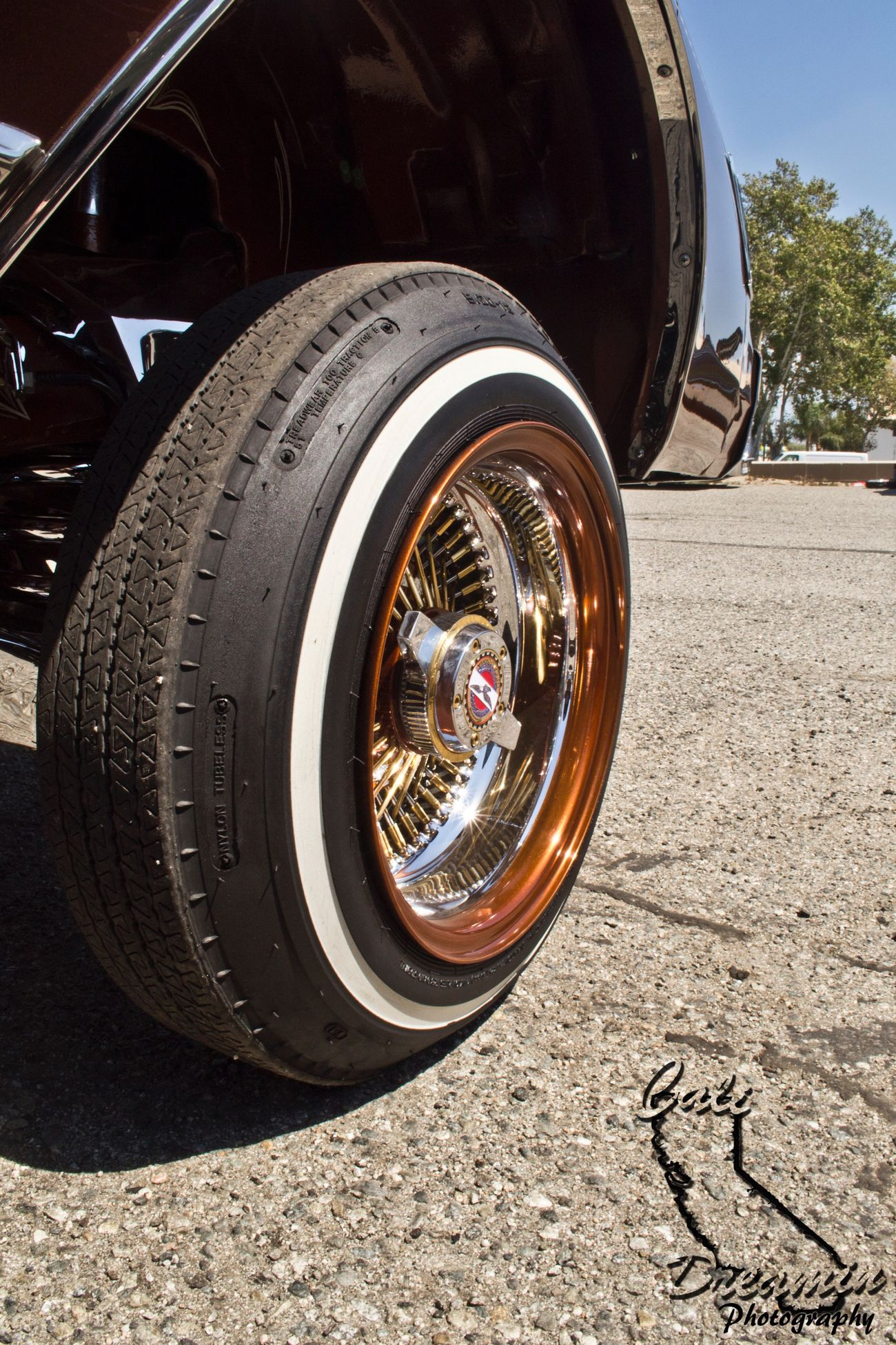 The OG lowrider wheels premium sport way 5.20! Calidreaminphotography Lowrider Nikon D3100 Whitewalls  Wire Wheel Premium Sportway