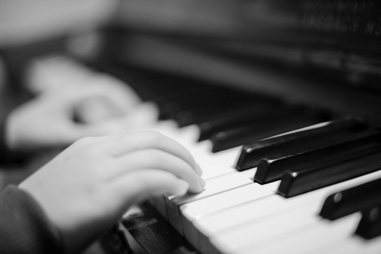 Beautiful stock photos of piano, Arts Culture And Entertainment, Boys, Close-Up, Hobbies