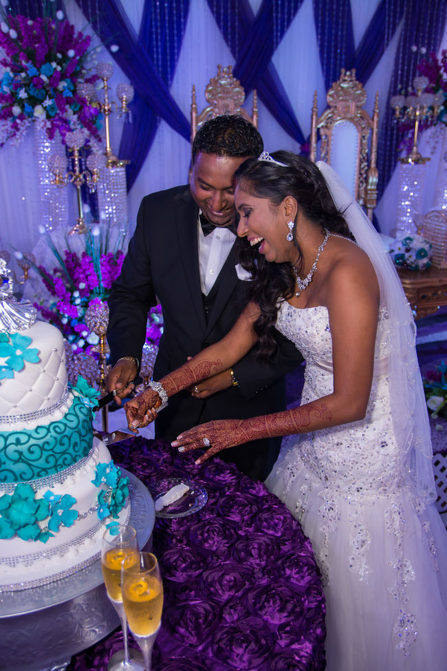 Cutting Cake Beautiful Wedding Photography Decoration Marriage  Bride And Groom Trinidad And Tobago Weddings Around The World Beautiful People Caribbean Stillife Togetherness Wedding Cake Celebration Family