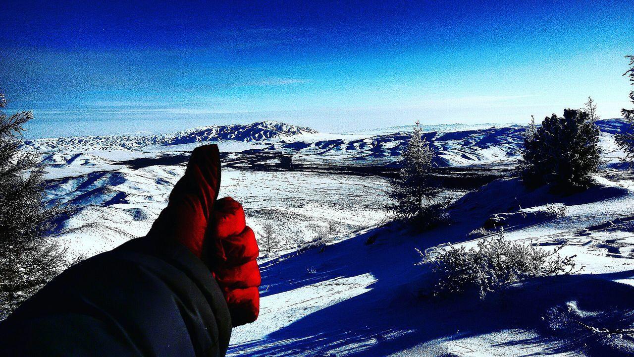 Tyva Tayga Travel Winter