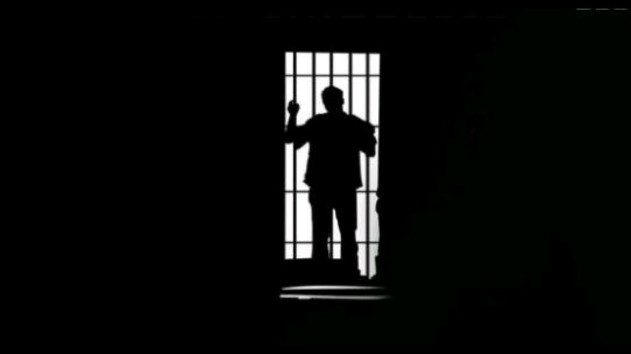 Prison My Soul Is Stained... Darkness