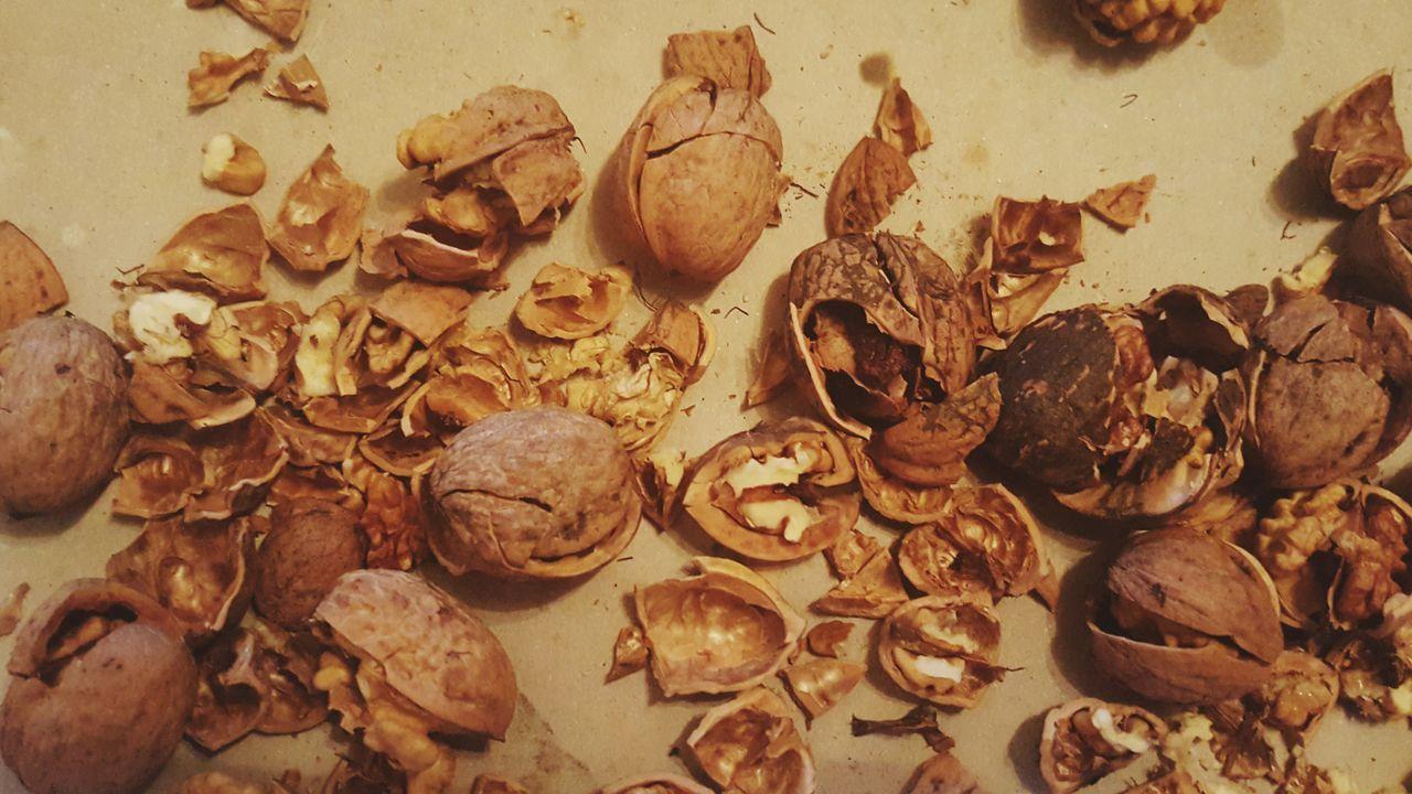 Walnuts Healthy Food Brainy Food Nature Food Enjoying Life Tasty