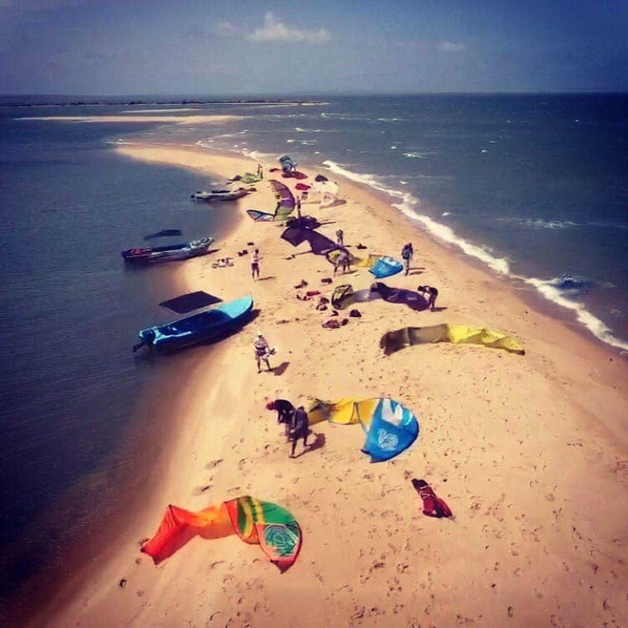 Kitesurfing Kiting Sri Lanka Adventure Ocean