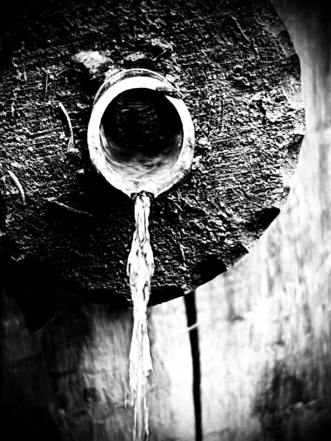 No People Close-up Water Vertical Outdoors Day Nature Backgrounds Landscape Selective Focus Monochrome Photography Monochromatic Monochrome Black And White Beauty In Nature Nature Focus On Foreground This Week On Eye Em The Week Of Eye Em