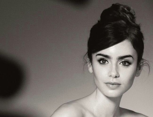 My peg for life 💗 Lilycollins Wct Girlcrush Loverosie