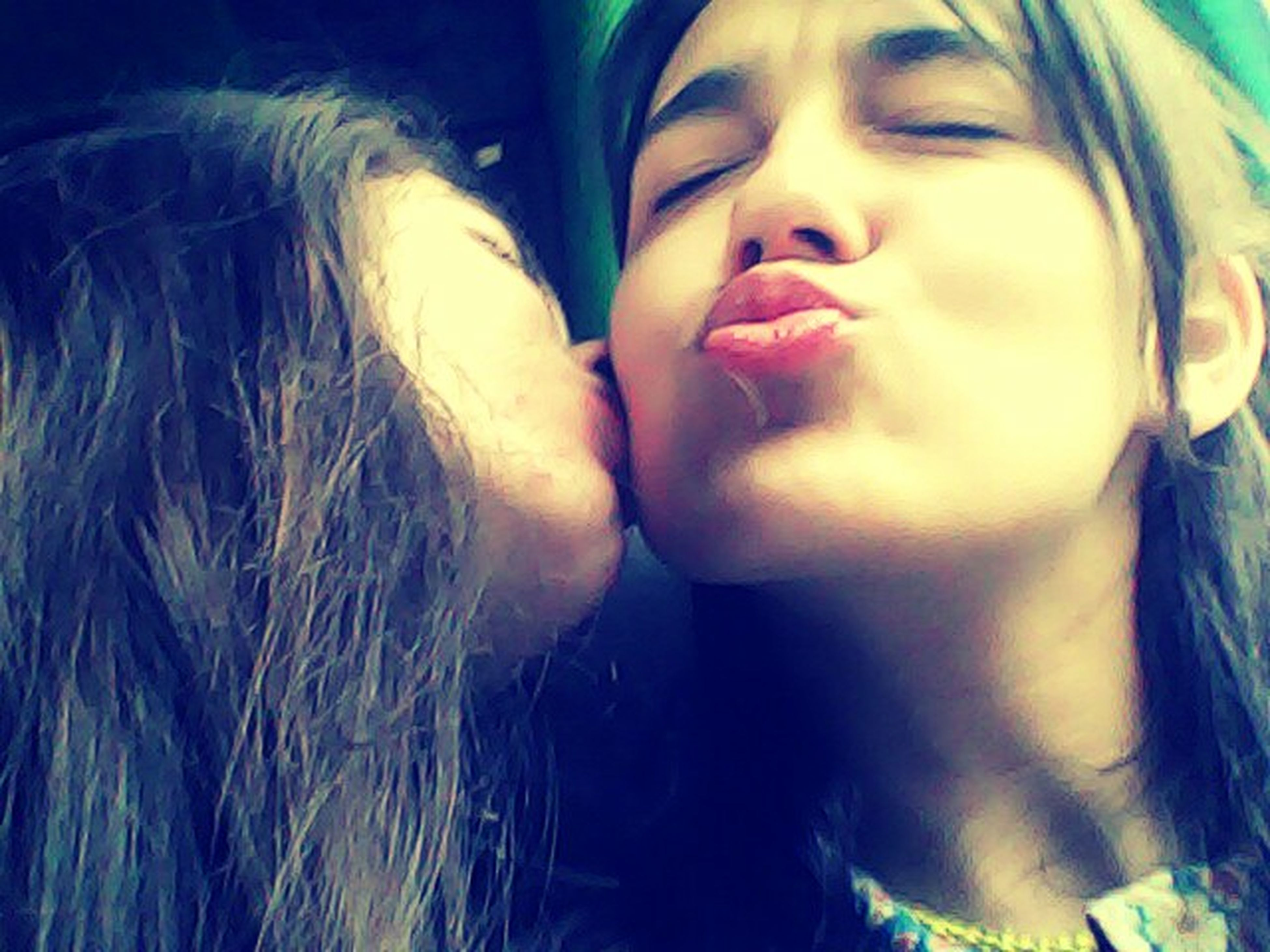 Friend ♡ Loveu♥ Iloveubitch Péssega <3