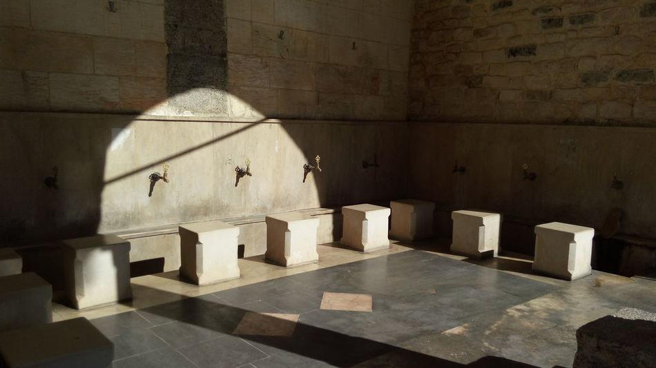 Islam Cami Day Eski Hamam Indoors  No People Place Of Worship Architecture Day Kilis