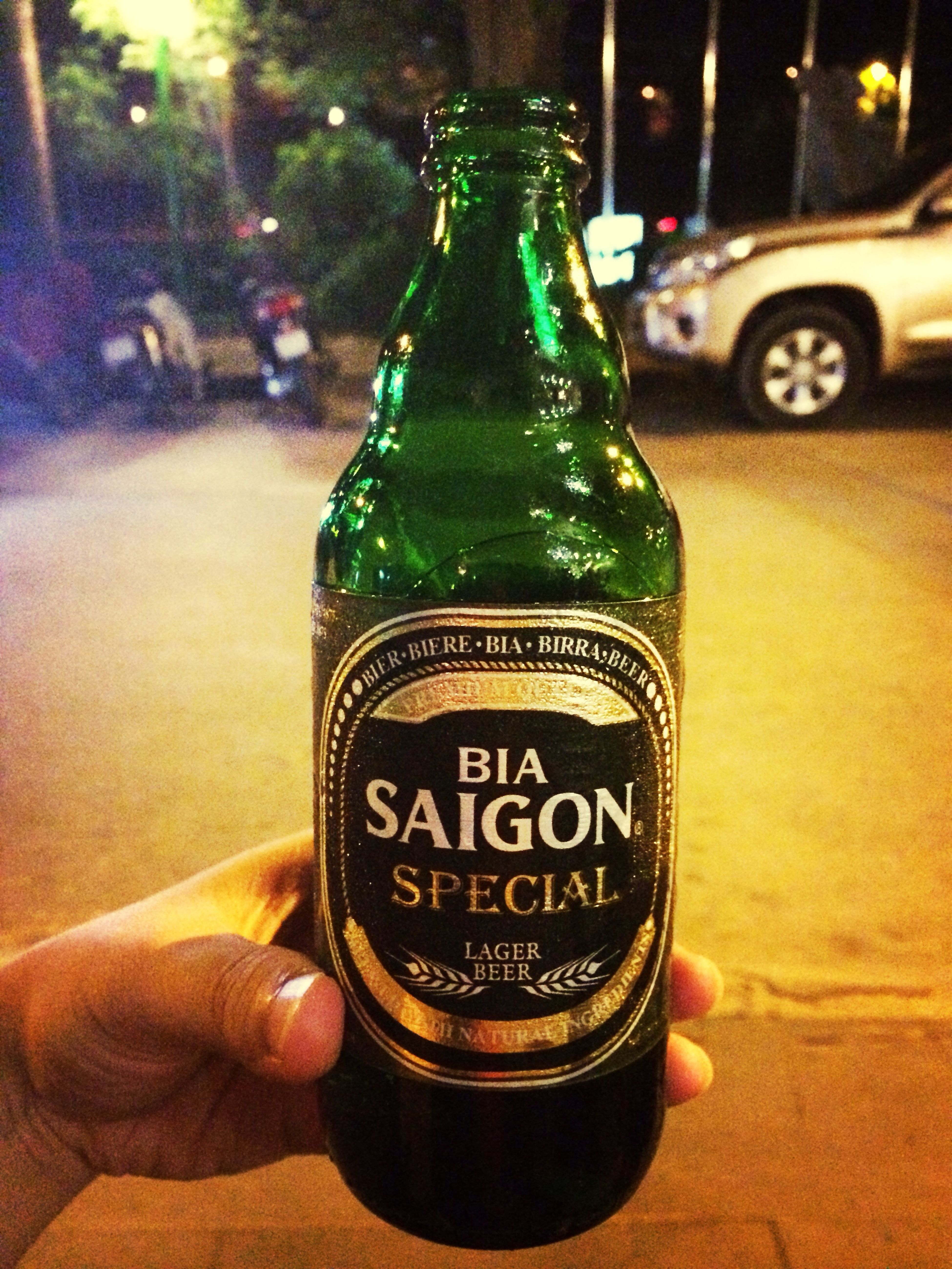 Anyone try this before? I like it very much!!! Cold beer is so great for hot place! Beer Night Enjoying Life