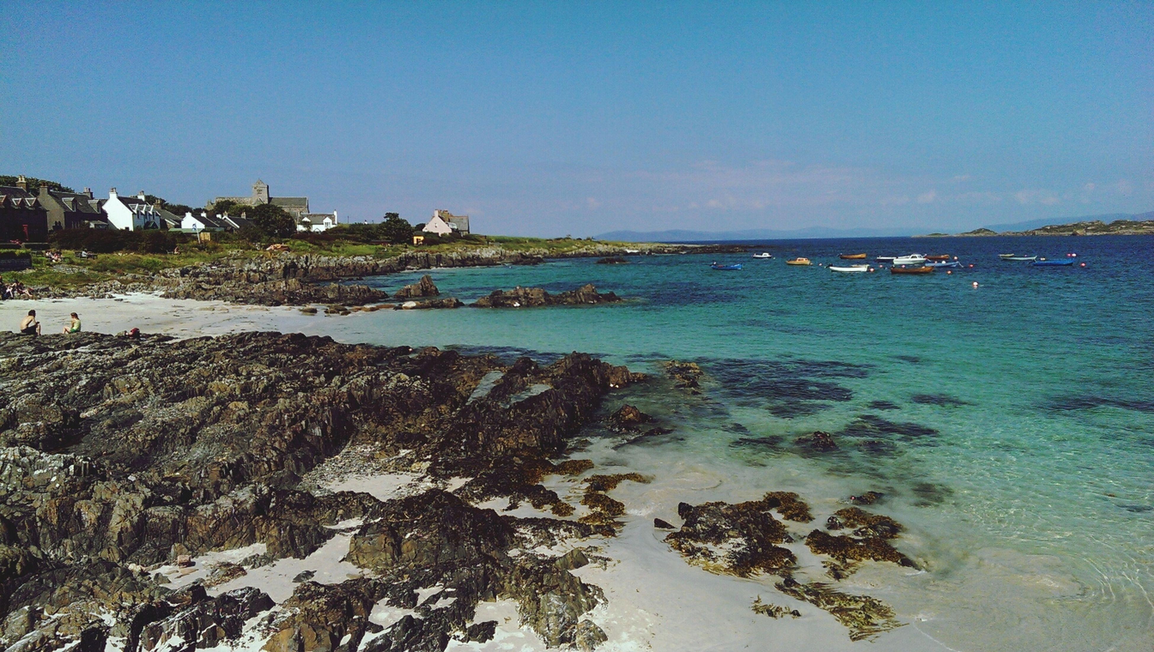 Paradise Iona Scotland