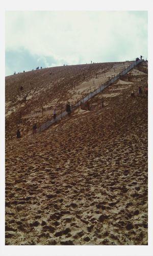 Dune Du Pyla Plage Landes