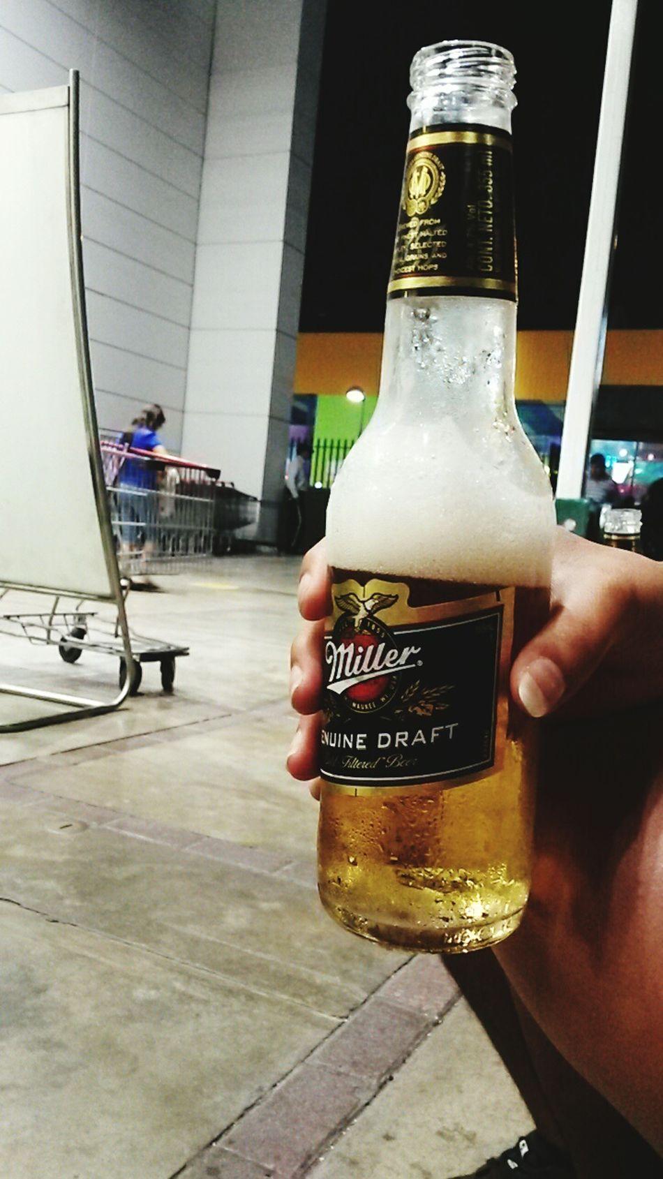 Beer Miller Relaxing Enjoying Life Previas Bdaygirl ??