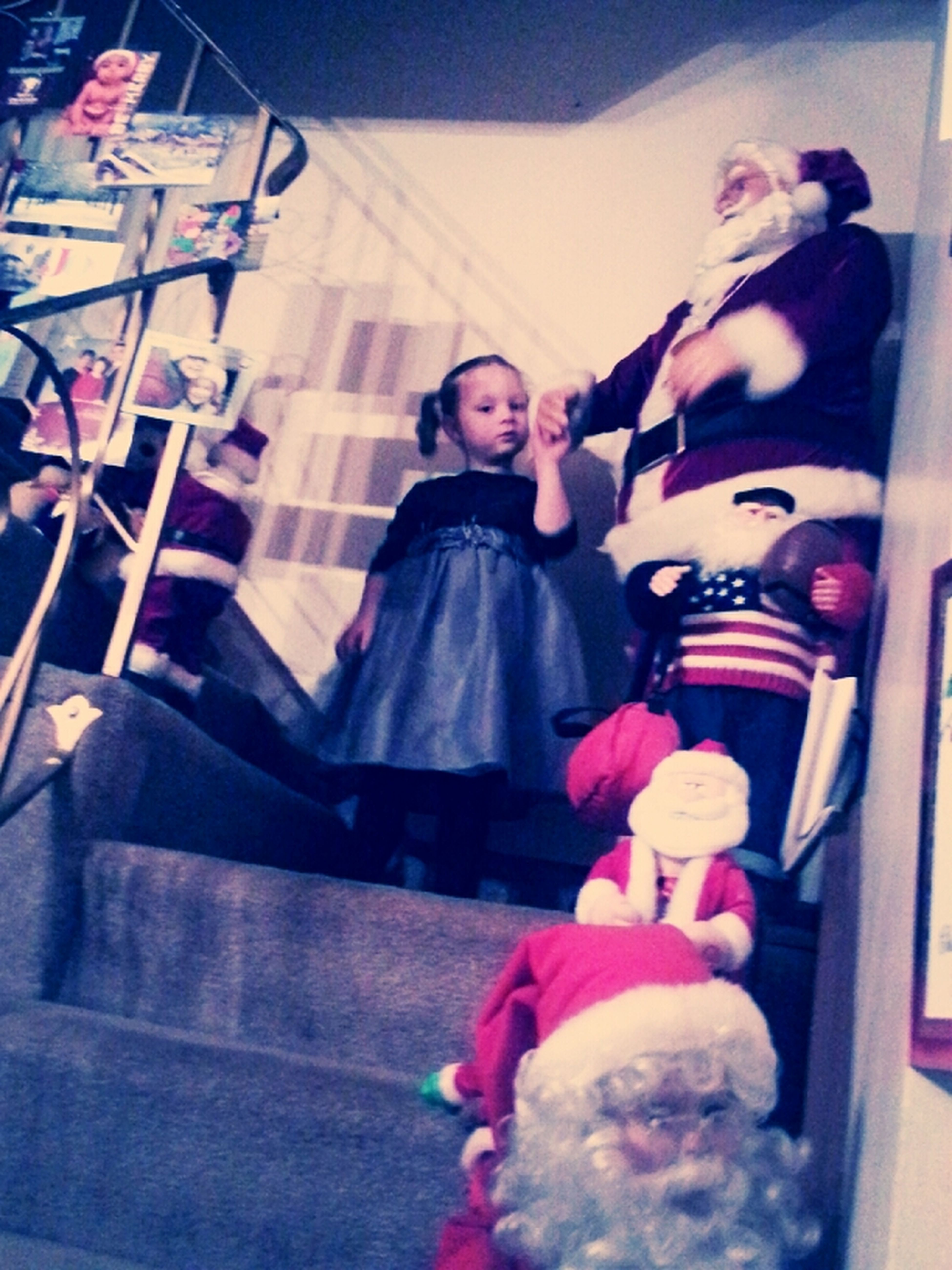 Santa's  Little Helper! Miss Arianna