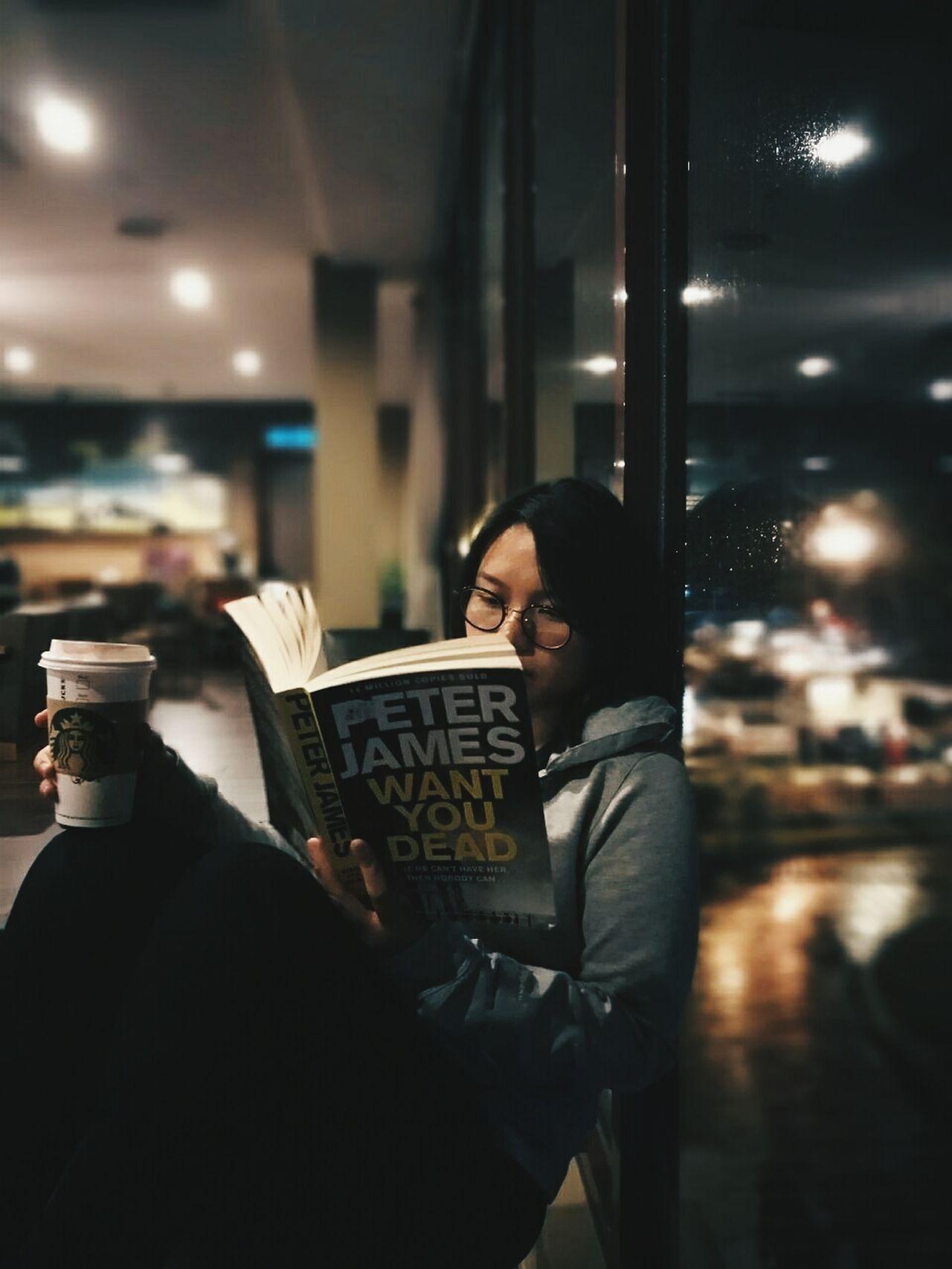 Book Books Coffee Coffee Cup Coffee Shop Coffeelover Coffee Time Rain Drops Rain Rainy Night Raindropshot RainyDay Raining Night Lights Night Photography Starbucks Starbucks Coffee Reading Reading A Book Reading & Relaxing Cozy Cozy Place Cozytime Cozy And Warm Uniqueness