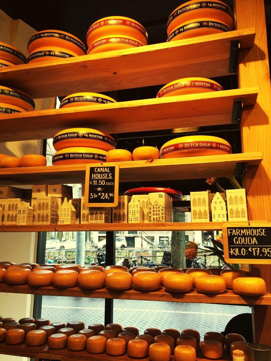Your Amsterdam Dutch Cheese Gastronomía Dutch Food