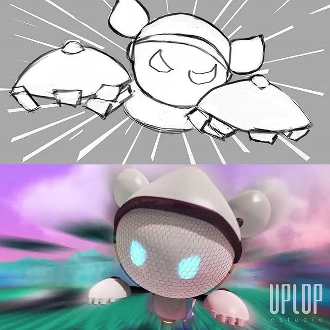 Coming soon... Uplop Studio Animation Tv Animated Series Project Tec Storyboard Workprogress Render Blender3d Blender Animatic 3D 2d IgersVenezuela Igersmerida