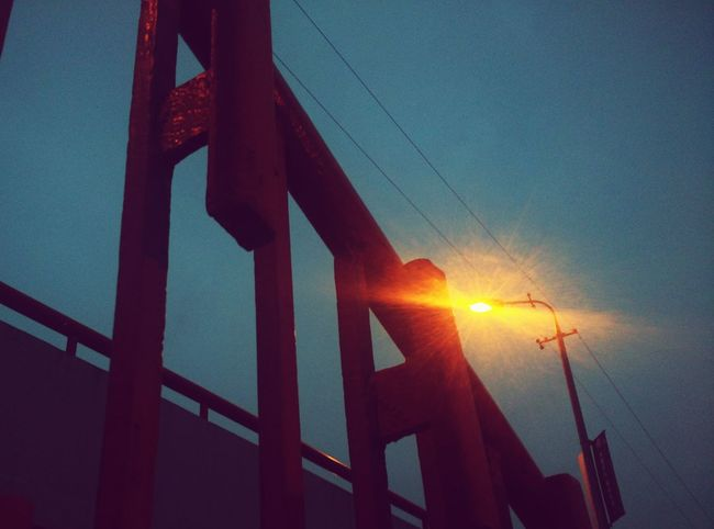 Under The Bridge Light And Shadow