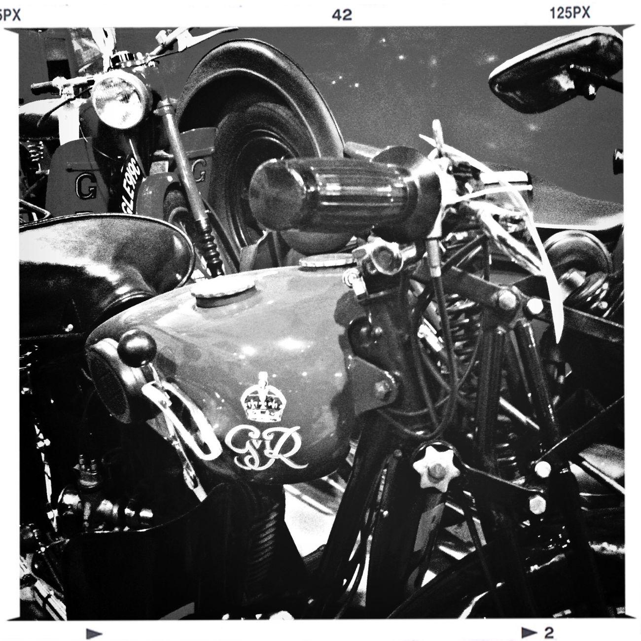 Postman Motobike 1933