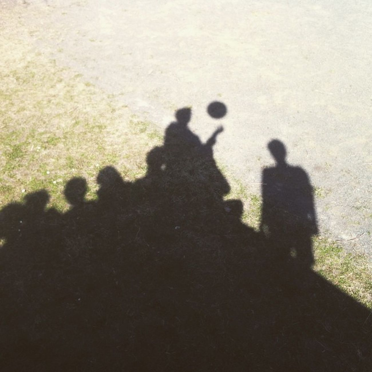 Gruppenselfie