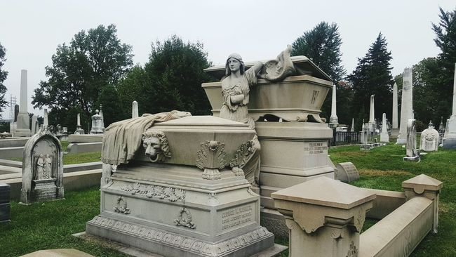 East Falls Scary But Beautiful Haunted Places Halloween Laurel Hill Cemetery  Architecture Hanging Out Art History Architecture Cityofbrotherlylove Cemetery Historic Cemeteries Historical Place Historic City Historical Hist Old But Awesome Learning History Tombstone The Past Haunted Walk