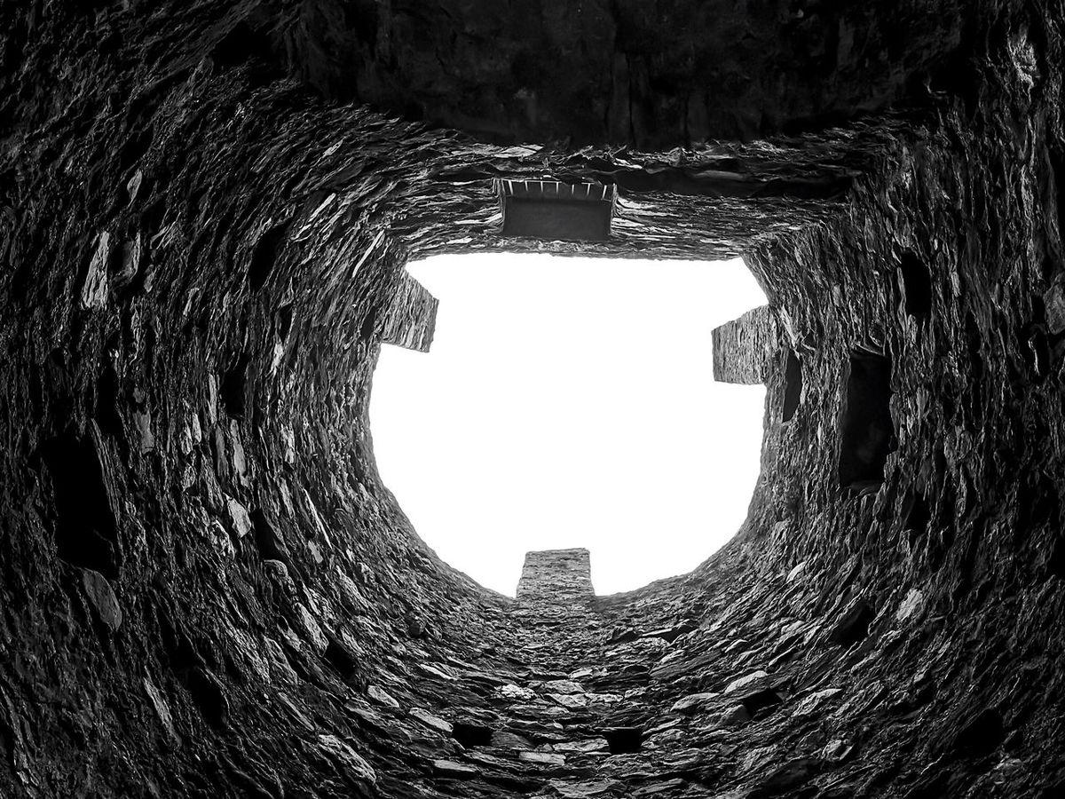 It's Me The Prisoner of the Tower Blackandwhite EyeEm Best Shots - Black + White Fortheloveofblackandwhite