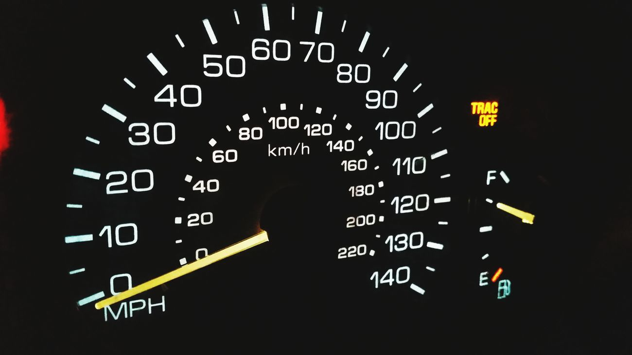 Cars Speed 140mph