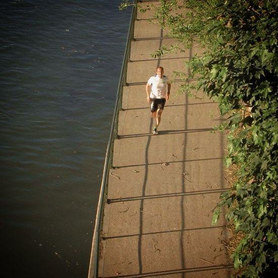 Correre sul lungo Po al Parco del Valentino Running River