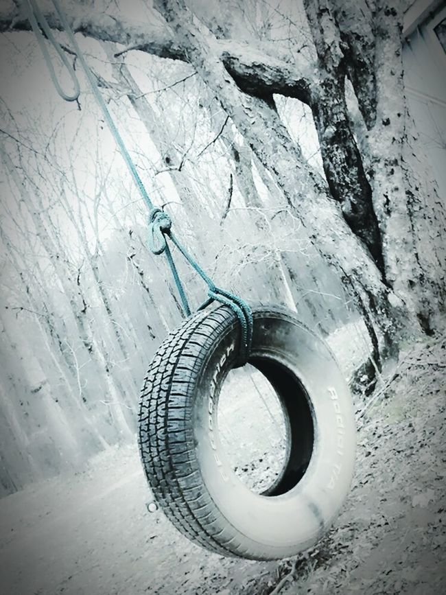 Tire Swing Childhood Memories Forgotten Places  See The World Through My Eyes Longing To Go Back... Playground